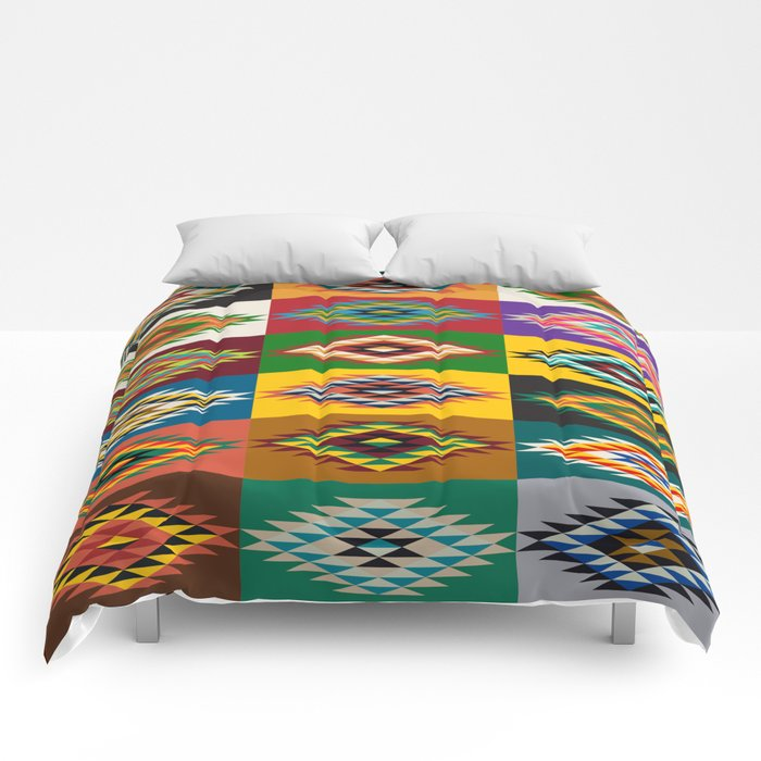 Apache Comforters