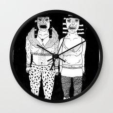 CHEAP GIRLS Wall Clock