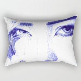 Yuri Fujimaki Rectangular Pillow