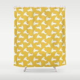 KAI Rabbits Shower Curtain