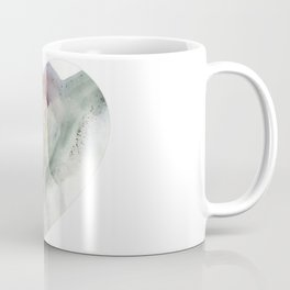Valentine's Day Vagina Print Coffee Mug