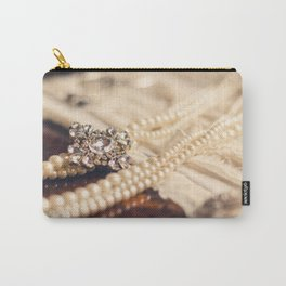 Pearl and Crystal Carry-All Pouch