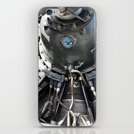 Dependable Engines iPhone Skin