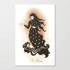 La Llorona Canvas Print