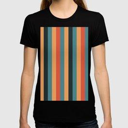 Sandy Desert Stripes T-shirt