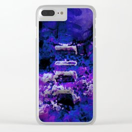 Seventeen and 1 Clear iPhone Case