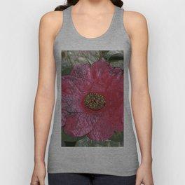 Camellias - Impressionist Unisex Tank Top