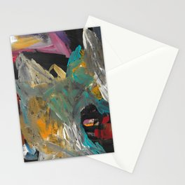 Cave Dweller Stationery Cards