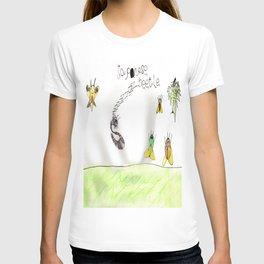 Japanese Beetle Life Cycle T-shirt