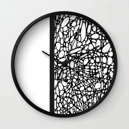 Organic I Wall Clock