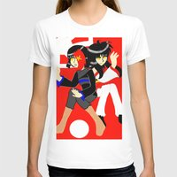 hetalia T-shirts featuring conflicted sins, akihabara and tokyo by tabby