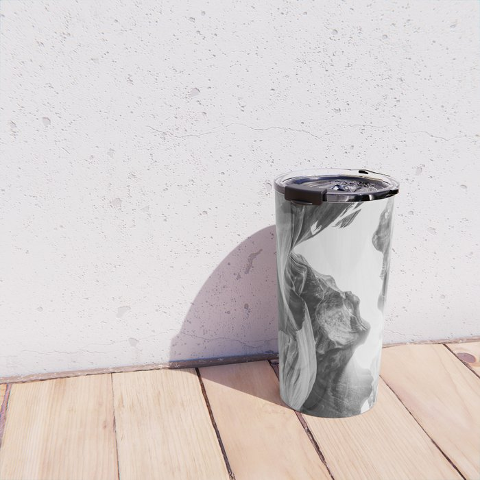 ANTELOPE CANYON III / Arizona Desert Travel Mug
