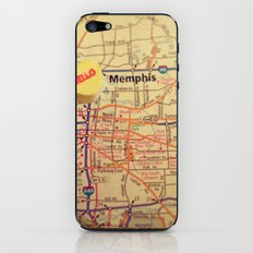 Hello Memphis iPhone & iPod Skin