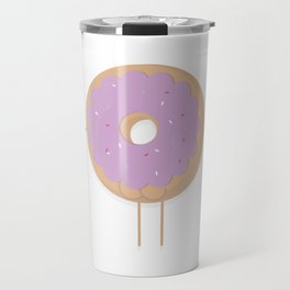 Dough Butt Travel Mug