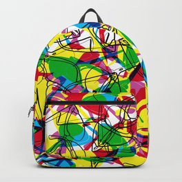 Clubmaster Shuron Glasses Party Backpack