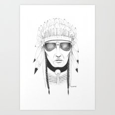 The Native Art Print