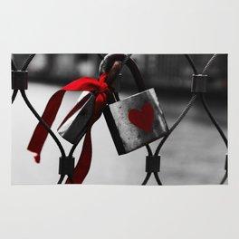 Love Lock Rug