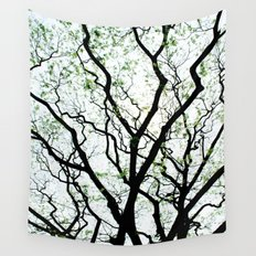 Majestic Roots Wall Tapestry