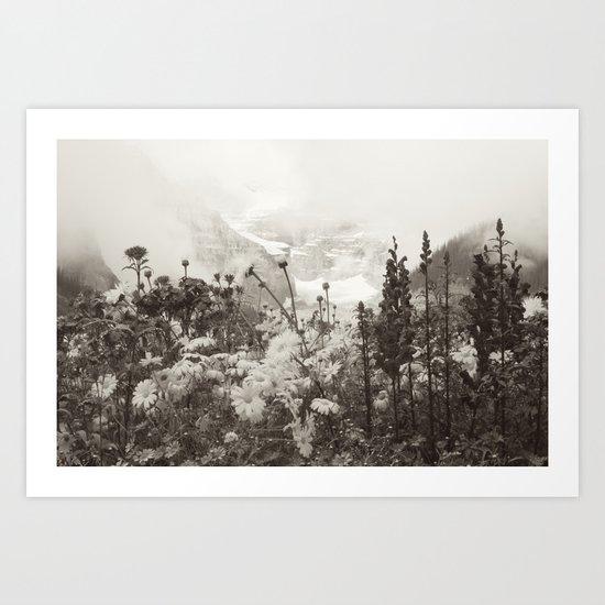 Mountain Breeze Art Print