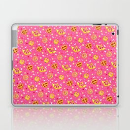 Sailor Moon Brooches Pattern - Pink / Sailor Moon Laptop & iPad Skin