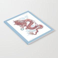Treasure Dragon Notebook