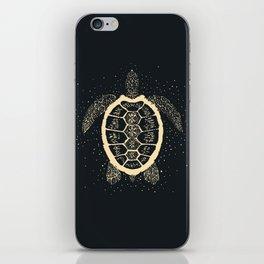 Sea Turtle Totem iPhone Skin
