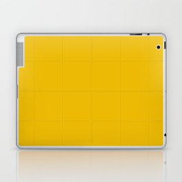 Golden Poppy Corn Square Laptop & iPad Skin