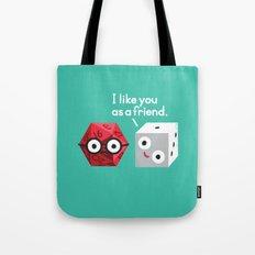 No Dice Tote Bag