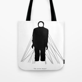 The Little People Tote Bag