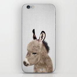 Donkey - Colorful iPhone Skin