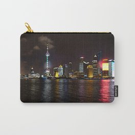 Shanghai - Pudong by night Carry-All Pouch