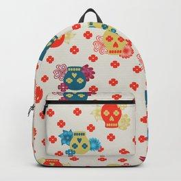 Vintage Sugar Skulls Backpack