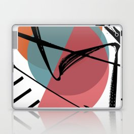 Torn Shackles Laptop & iPad Skin