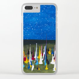 Children of the World Clear iPhone Case