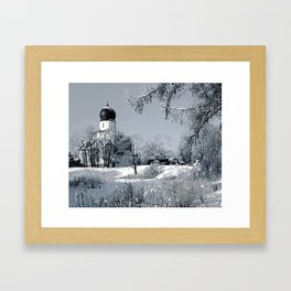 Theodore Sovereign's Cathedral, Saint-Petersburg, Russia Framed Art Print