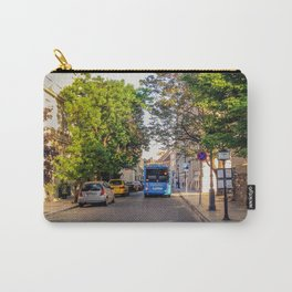 BUS IN BUDAPEST Carry-All Pouch