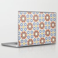 morocco Laptop & iPad Skins featuring Morocco by Vicky Webb