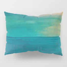 Ocean Sunrise Series, 3 Pillow Sham