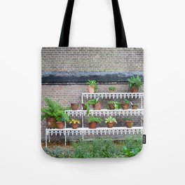 Pots and plants Tote Bag