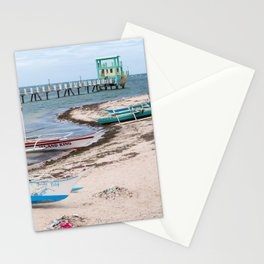 Lawis, Bantayan Island, Cebu, Philippines Stationery Cards
