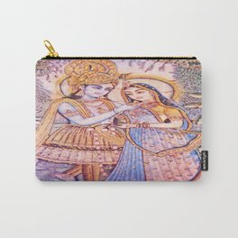 Hare Krishna Love Carry-All Pouch
