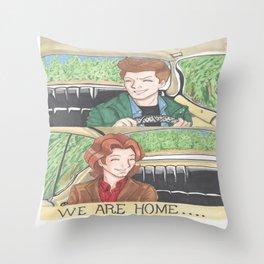Supernatural: Throw Pillow