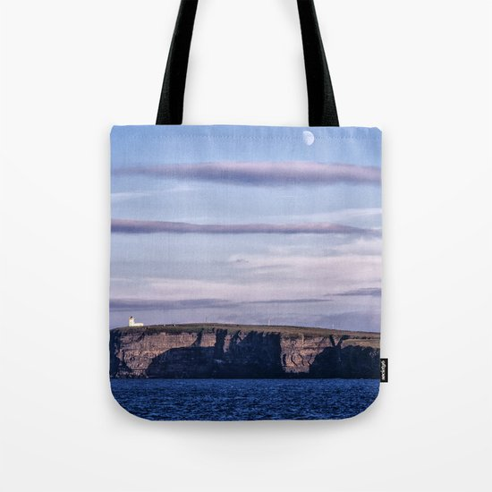 Duncansby Head Scotland Tote Bag