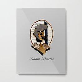 Daniil Kharms - II Metal Print