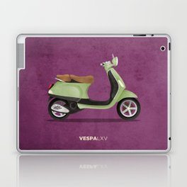 Vespa LXV Laptop & iPad Skin