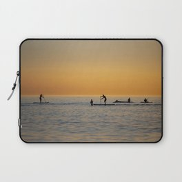 Water sports stand up paddling Laptop Sleeve
