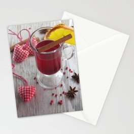 Fine Spice Christmas Punch Stationery Cards