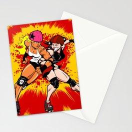 Derby Crackle Stationery Cards