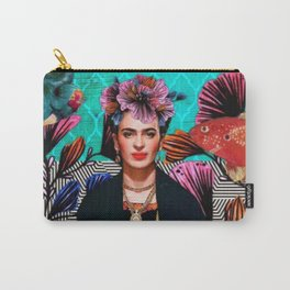 Frida´s secret Carry-All Pouch