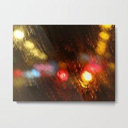 Rainy DayZ 31 Metal Print